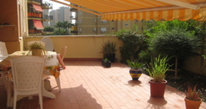 758.- Apartamento de un dormitorio junto a Playamar