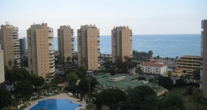 "774.- Three bedroomed apartment ""C"" in Playamar"